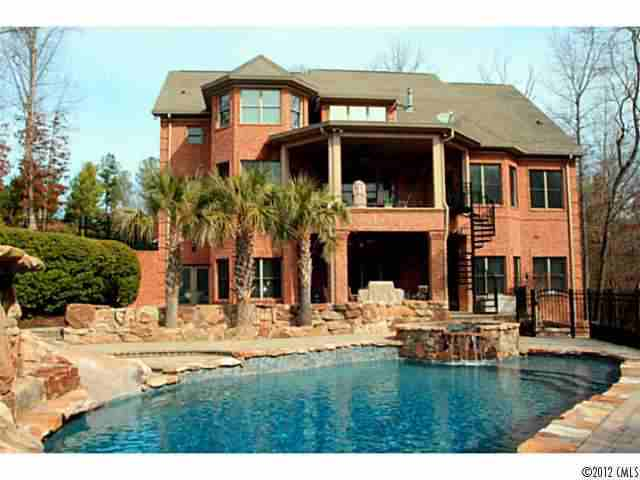 Kyle Busch's house for sale, Mooresville, North Carolina - NC home pictures