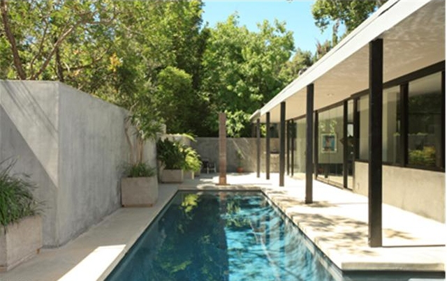 Lauren Dolgen house Beverly Hills CA pictures - California home pics