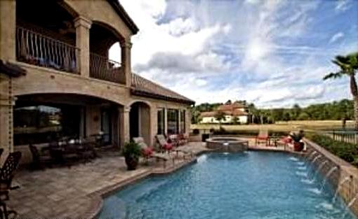 Laurent Robinson house Jacksonville, Florida - FL home pictures