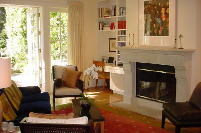 Linda Ronstadts house San Francisco California - home photos