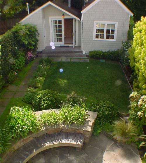 Linda Ronstadt's house in San Francisco California - home photos