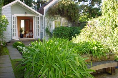 Linda Ronstadt's house San Francisco California - home photos