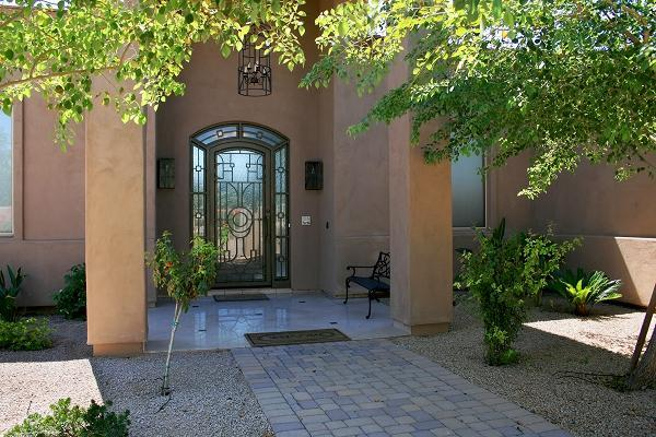 Luis Scola house Paradise Valley AZ pictures - Arizona home pics