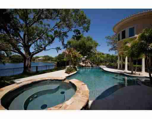 Mariano Rivera's Tampa, Florida home