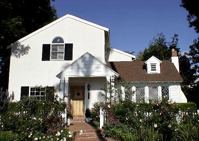 Mary McDonnell house Pacific Palisades, CA - Pacific Palisades California home pictures