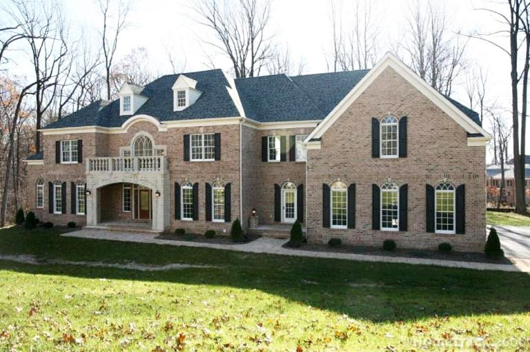 Matt Birk's house Reisterstown, Maryland - MD home photos