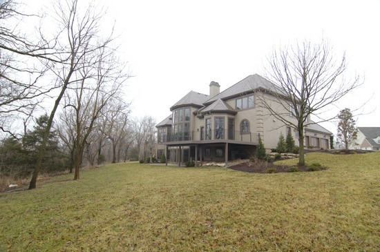 photos of Matt Cassel's house in Loch Lloyd, Missouri - various home pictures