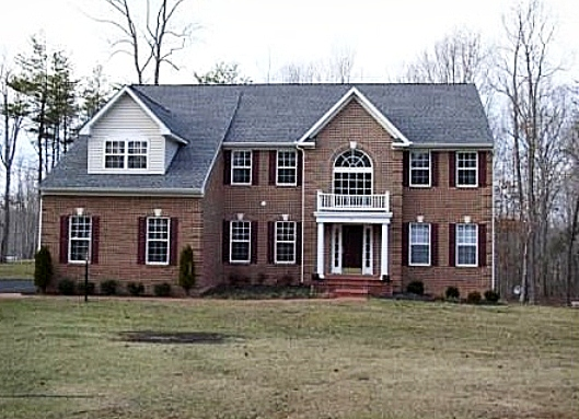 Melissa Marr house pictures, Stafford, Virgina home photos