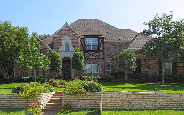 Melissa Rycroft's house Southlake, Texas pictures