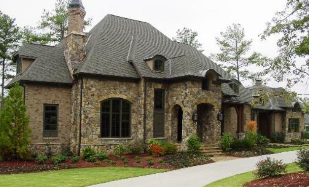 Michael Turner's home in  Suwanee, GA.