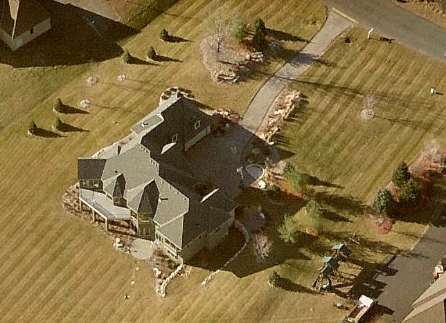 Michele Bachmann's house in Stillwater, Minnesota - MN home pictures