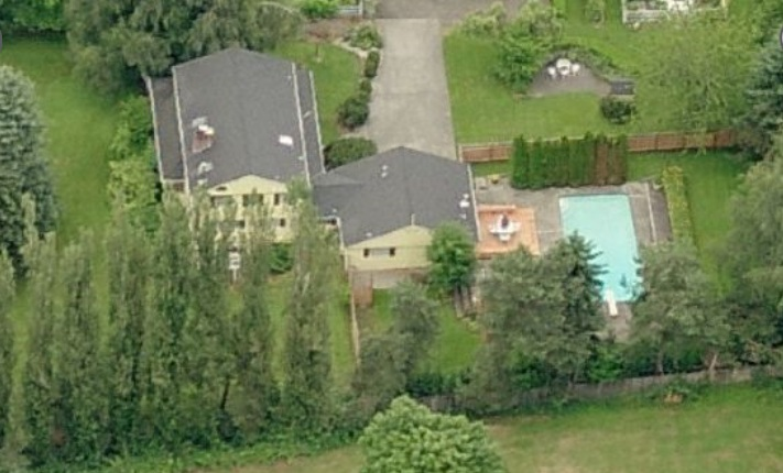 Nancy Wilson's house in Woodinville Washington - home photos