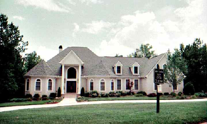 Nas' house McDonough, Georgia