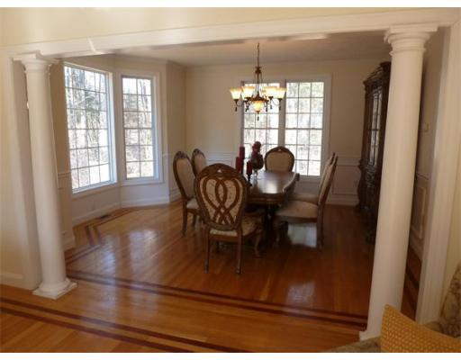Nate Solder house Foxborough MA pictures - Massachusetts home pics