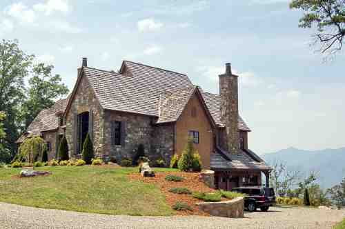 Nick Markakis' house in Waynesville, NC