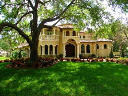 Nick Swisher house Tampa Florida Avila pictures