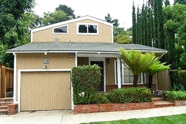 Pasquale Rotella house Los Angeles CA - home pictures