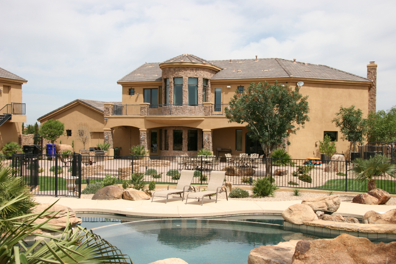 Patrick Peterson 39 S House In Gilbert Arizona Pictures And