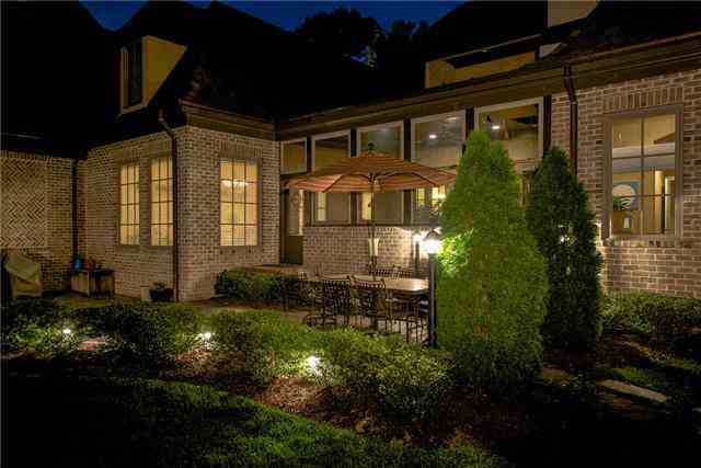 Paul Gaustad house Nashville TN pictures - Tennessee home pics