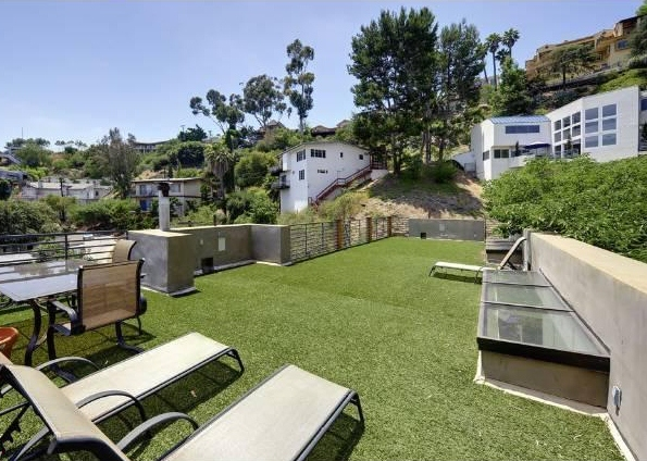 Peter Billingsley house Hollywood Hills CA pictures - California home pics