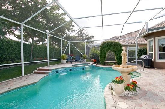 Picture of Rashad Evans house in Boca Raton FL