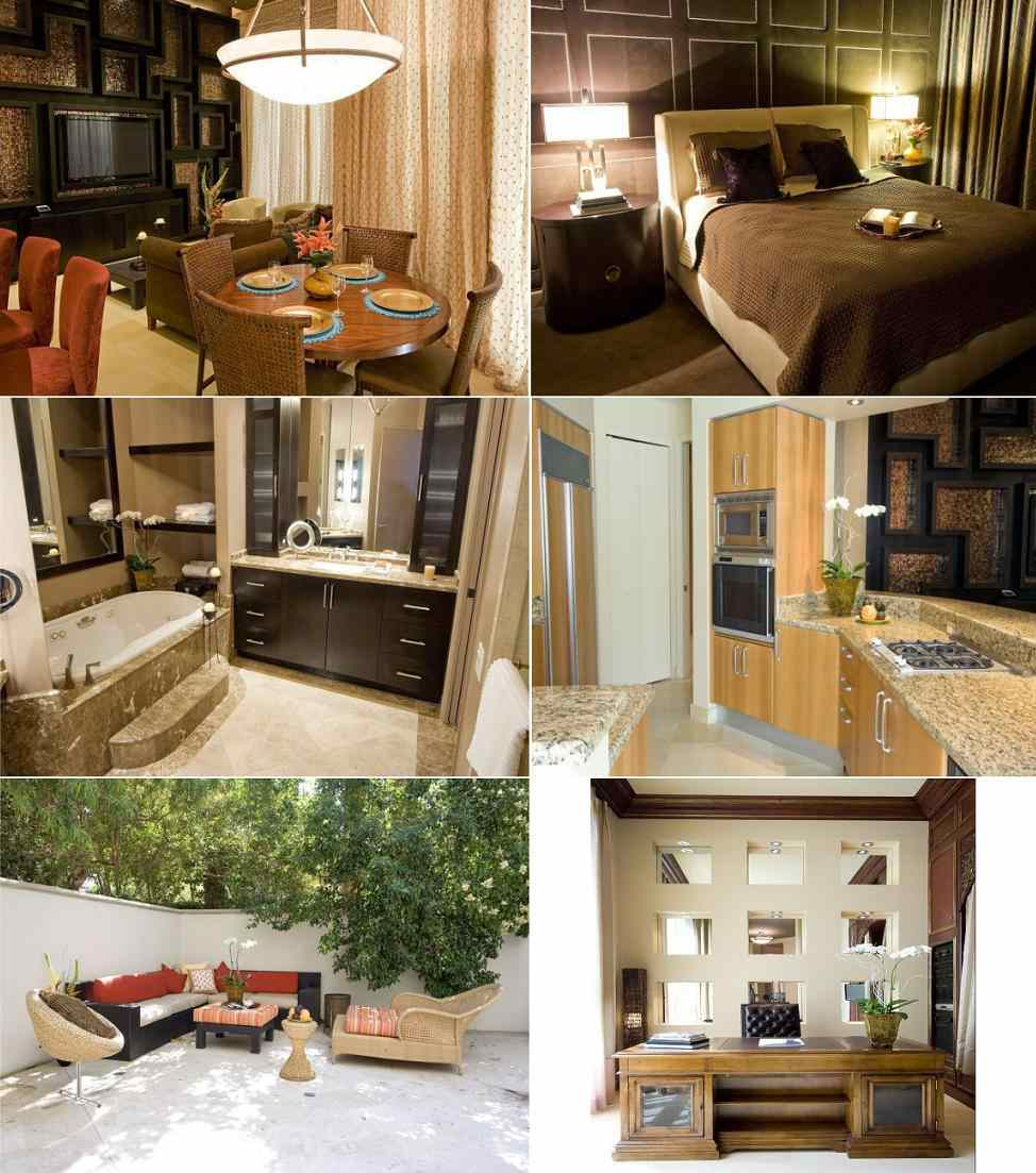 Rachel Uchitel's home for sale Las Vegas