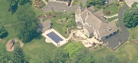 Roy Halladay's house - home pictures - Newtown Square, PA