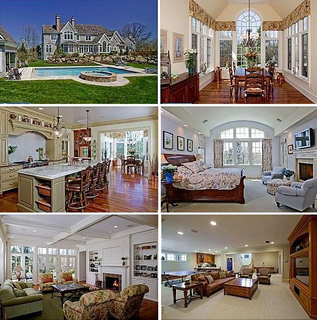 Roy Halladay house - home pictures - Newtown Square, PA