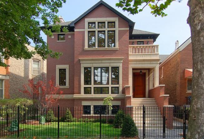 Ryan Dempster's house Chicago, Illinois - pictures IL home