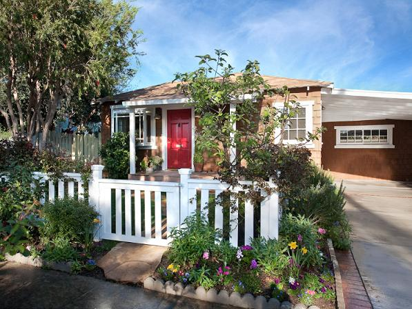 Sara Bareilles house Venice California - pictures