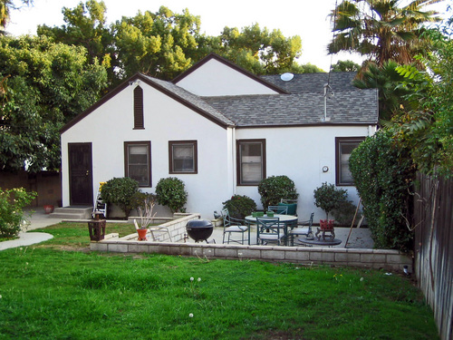 Sarah Drew house in Glendale, California