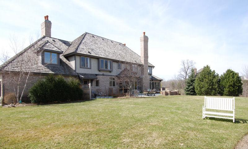 Scott Skiles house in Mequon, WI