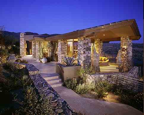 Steven Seagal house Scottsdale, Arizona