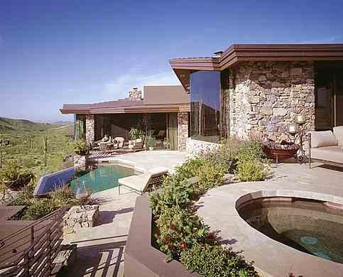 Steven Seagal house Scottsdale, Arizona