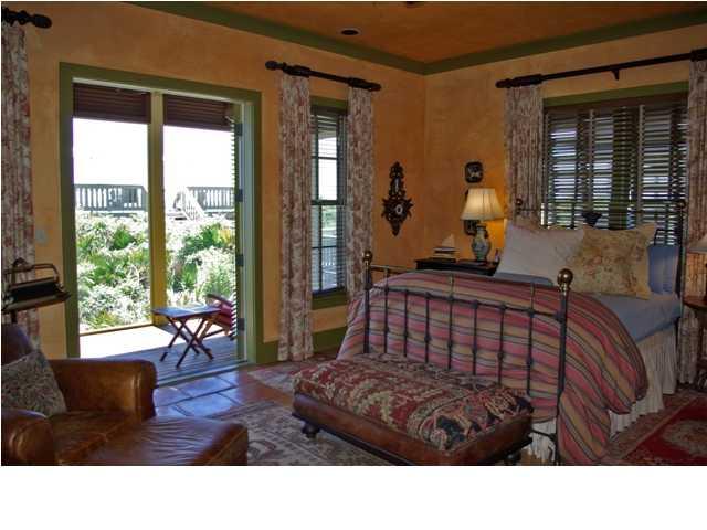 Tom Glavine's house Rosemary Beach FL
