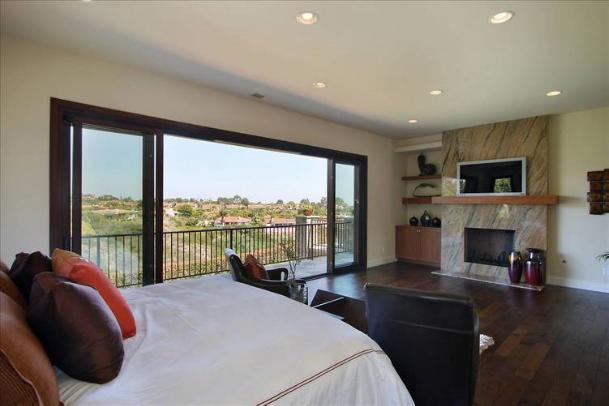 Troy Polamalu house - home pictures - La Jolla, CA