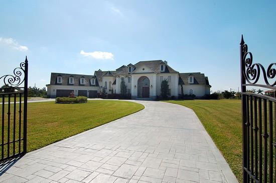 Udonis Haslem house - home pictures - Southwest Ranches, Florida