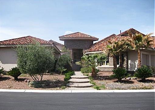 Vitor Belfort house Las Vegas, Nevada - home pictures casa de Vitor Belfort
