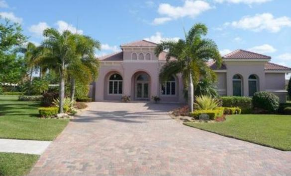 Vontae Davis house in Davie, Florida