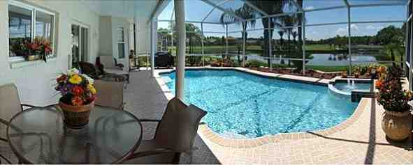 Wade Barrett house Lutz, Florida - FL home pictures