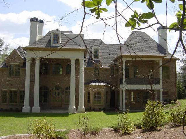 Zaza Pachulia's house in Atlanta, Georgia