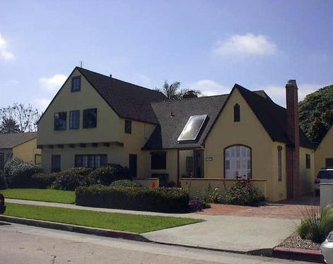 Alan Trammell house San Diego California - home pictures