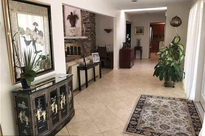 Picture of UFC Bantamweight and Featherweight Champion Amanda Nunes house in Coral Springs, Florida.