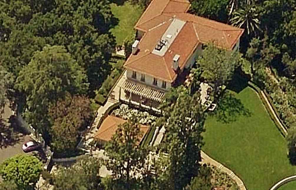 Angelina Jolie's house