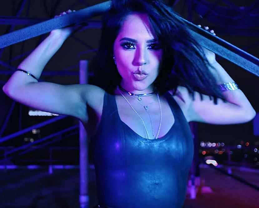 Becky G Mayores 2017