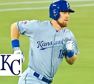 Ben Zobrist Kansas City Royals pitcher