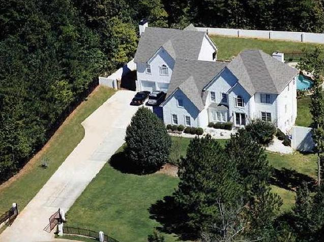 Big Boi home in Fayetteville, Georgia - picture #1