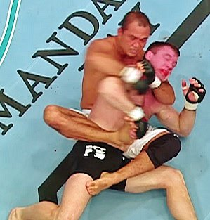 BJ Penn defeats Matt Hughes