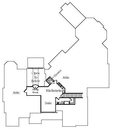 Brian McCann's house in Suwanee, Georgia - floor plans