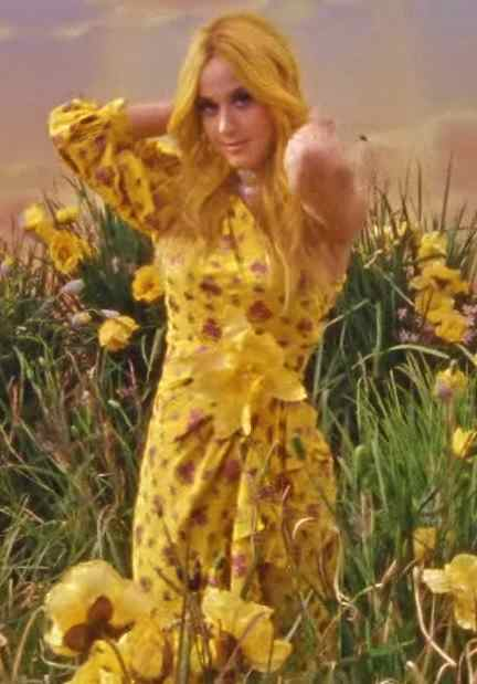 Katy Perry Feels